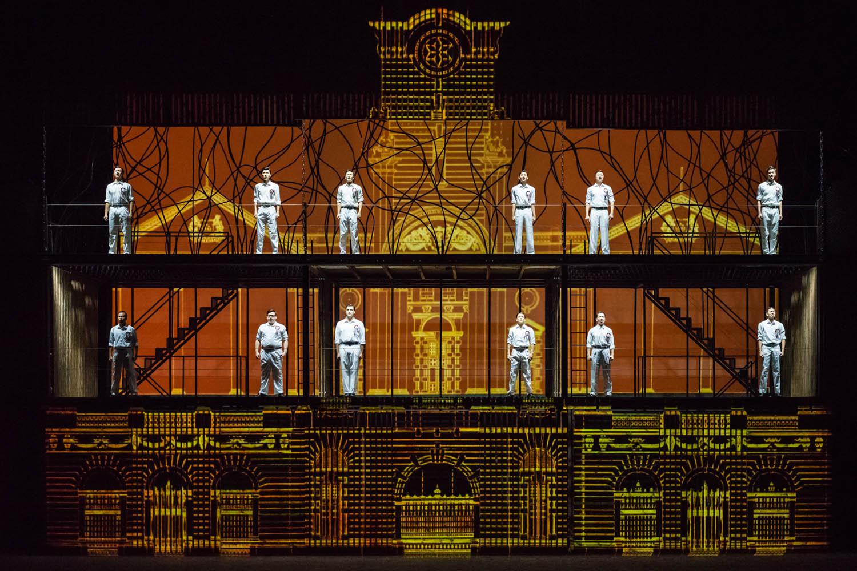 The LKY Musical - Designed by takis | International Performance Designer