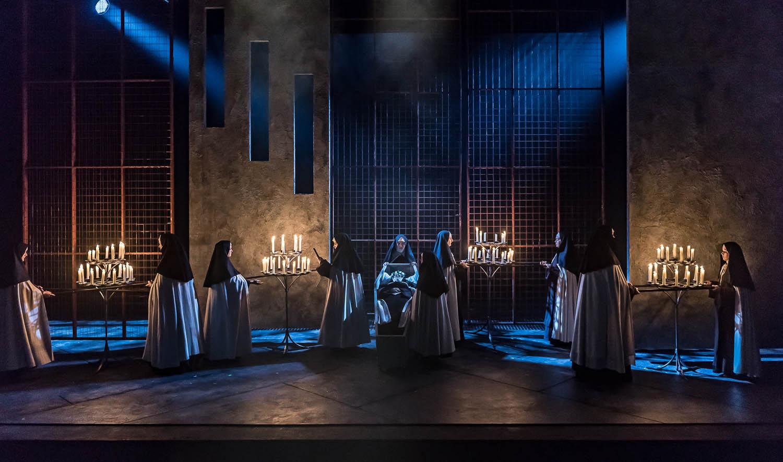 Dialogues des Carmelites 2018 - Designed by takis