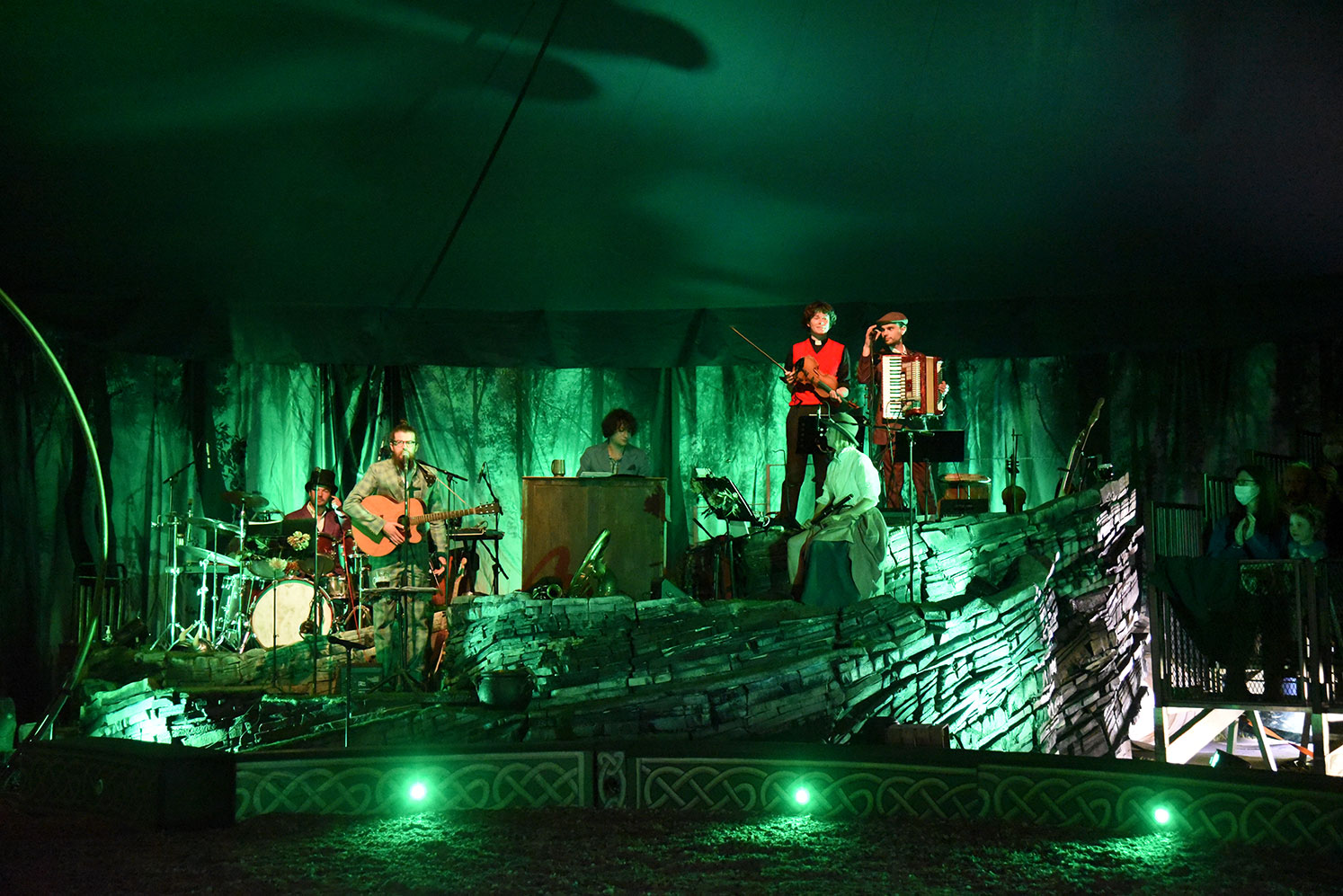 Giffords Circus | takis | Performance Designer