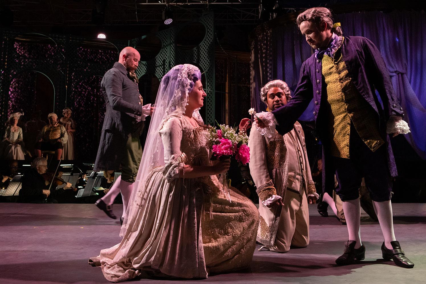 Marriage of Figaro | takis | Performance Designer