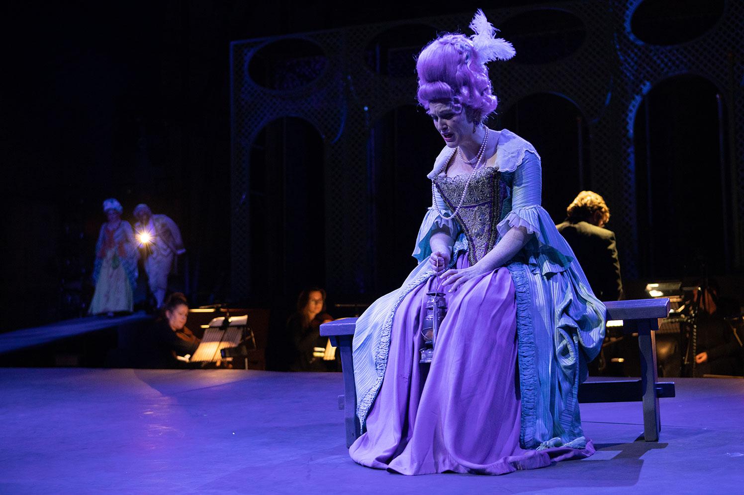 Marriage of Figaro | takis | International Performance Designer